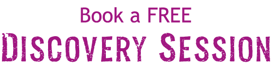 Book a FREE Discovery Session